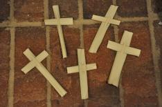 Corn Husk Crosses